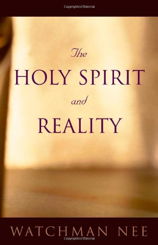Holy Spirit And Reality  The