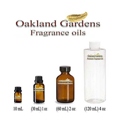 BULK Fragrance Oil - VANILLA LAVENDER - Fragrance Oil - soothing combination of Spanish lavender and warm Madagascar vanilla - By Oakland Gardens (240 mL - 8.0 fl oz Bottle) by Oakland Gardens Wedding & Home Decor (Image #1)