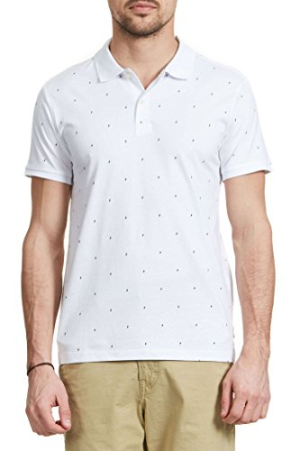 Jack & Jones Polo-shirt Jjcolightning Weiss