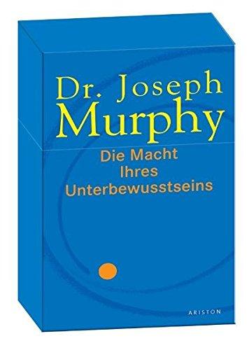 Die Macht Ihres Unterbewusstseins. 50 Affirmationskarten Sondereinband – 12. August 2005 Joseph Murphy Ariston 372052700X Mentaltraining