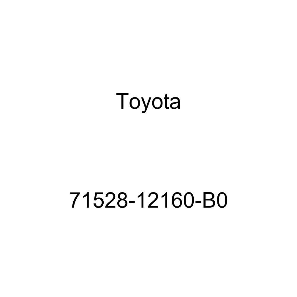 TOYOTA Genuine 71528-12160-B0 Sear Cushion