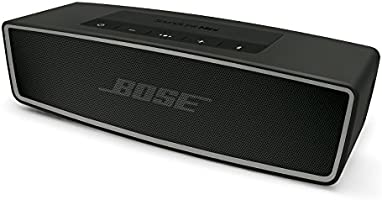 Bose SoundLink 725192-1120 Carbon MX - Mini II Bocina Portátil, Carbón