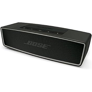 Bose SoundLink Mini Bluetooth Speaker II (Carbon)