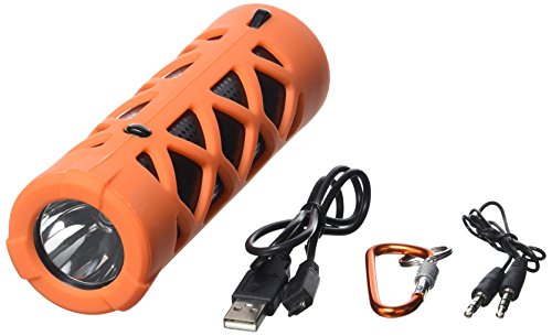 PWPBT30OR Bluetooth Resistant Flashlight Answering