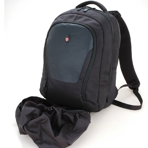 "TARGE P3 15.4"" Laptop Backpack (Black) Fits up to 15.4-in..."