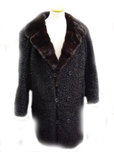 Persian Lamb Fur Coat Jacket - 6