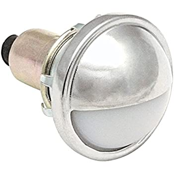 Kaper II L16-0000 White LED Courtesy Light