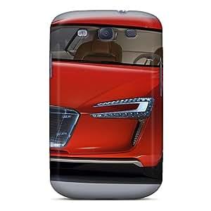 New Cute Funny Audi R8 Concept Case Cover/ Galaxy S3 Case Cover