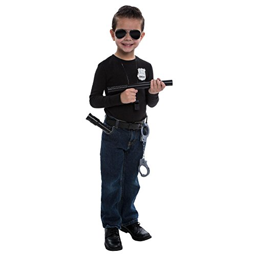 Police Dress Up Accessory Kit (Police Dress Up Accessory Kit)