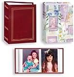 Pioneer Photo Dlx Mini Max Album A4 100 Photo Album, Assorted Color