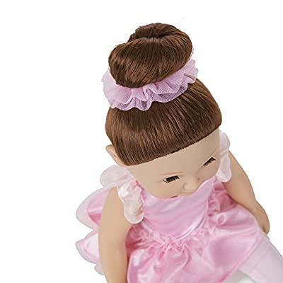 Melissa & Doug Victoria 14-Inch Poseable Ballerina Doll: Melissa & Doug, , 4887: Toys & Games