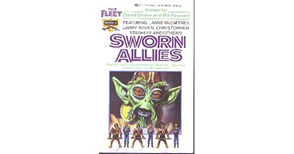 Amazon.com: Sworn Allies (The Fleet 04) (9780441240906 ...