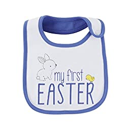 Just One You By Carters My First Easter Bib