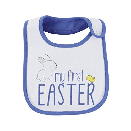Just One You By Carters My First Easter Bib, Blue, One Size (1 You For)