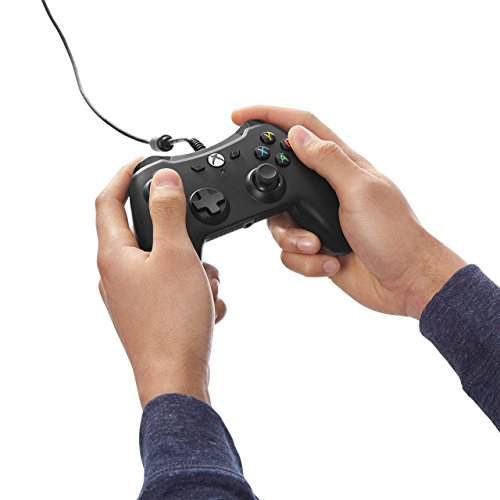 41SqZ4yX8QL - AmazonBasics Xbox One Wired Controller