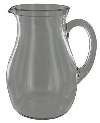 Amici 7AB056 Glass Roxy Beverage Pitcher, 17 oz (Montessori Glass Pitcher compare prices)