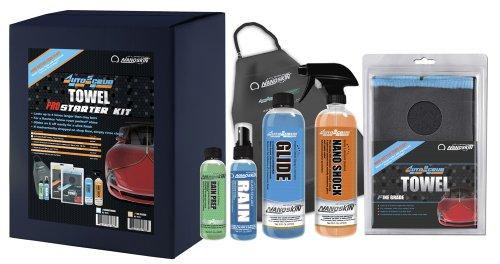 Nanoskin (AS-026) AutoScrub Fine Grade Towel Pro Starter Kit