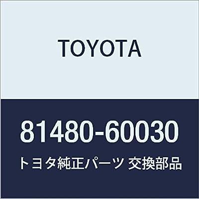 TOYOTA 81480-60030 Reflector Assembly: Automotive