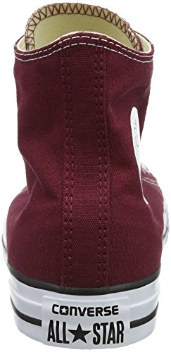 adulte Hi Maroon Core mode Converse Ctas Baskets mixte w1Eax6YqU