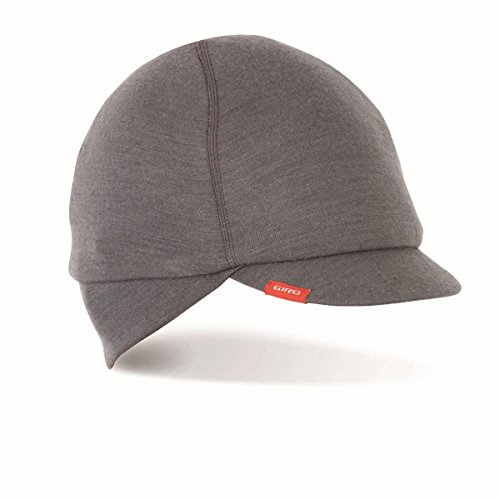 Giro Merino Winter Cap Black, L/XL (Running Wool Hat)