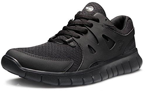 TF-E630-BKO_290 Men 11D(M) Tesla Men's Lightweight Sports Running Shoe E621 / E630 (Recommend 1 size up)