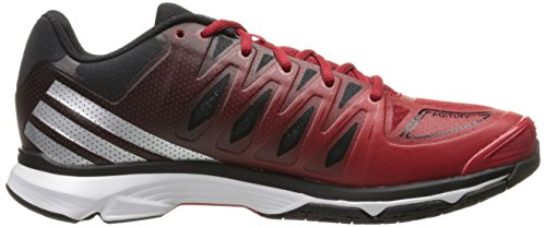 adidas Performance Damen Volley Response 2 Boost W Volleyballschuh Power Rot / Matt Silber / Schwarz