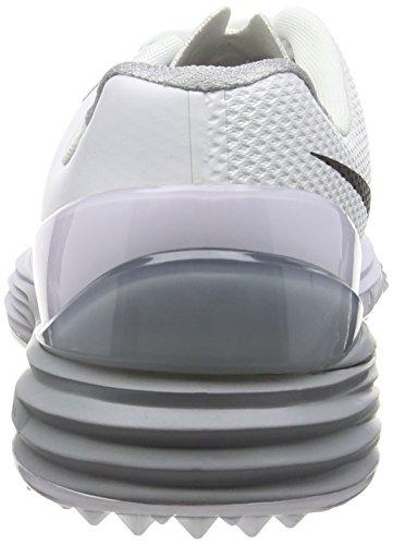 Nike black Lea white Bambino ps Bianco gs Dart Grey Scarpe wolf 7 zzxgFO