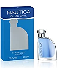 Nautica Blue Sail Eau de Toilette for Men, 0.5 Fluid Ounce