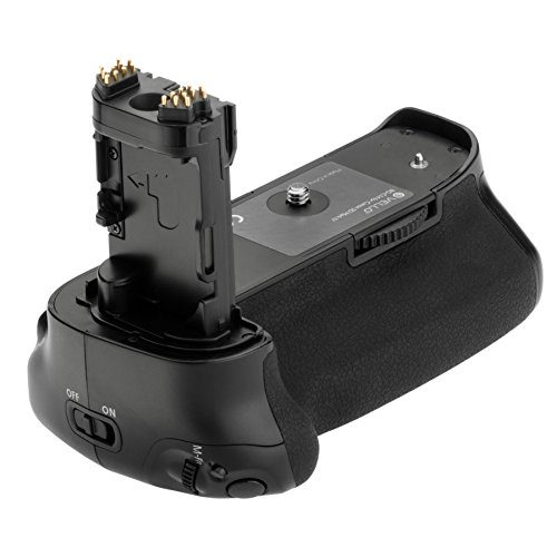 Vello BG-C14 Battery Grip for Canon 5D Mark IV DSLR Camera (Battery Grip Vello)