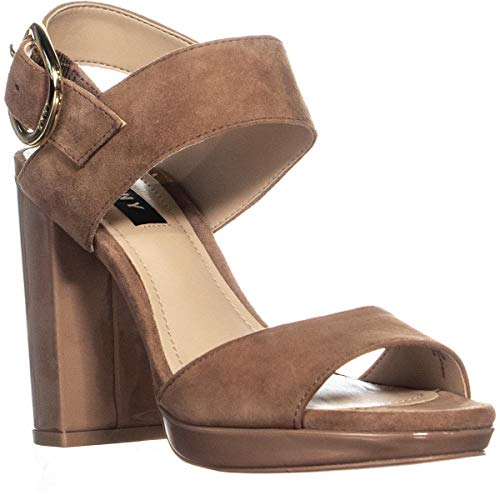 df239a1c5a DKNY Wedge Sandals. DKNY Womens Bell Slingback Leather Open Toe ...