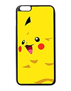 Case Cover For SamSung Galaxy S4 Mini Pikachu Yellow Pikachu Personalized Custom Fashion Iphone 5/5S Hard By Perezoom Design