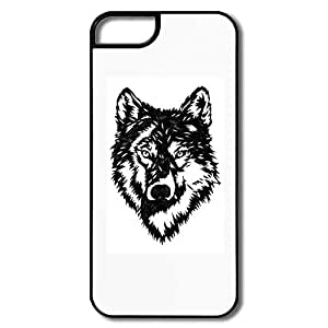 linfenglinPersonalized Custom Male Covers Cool Wolf