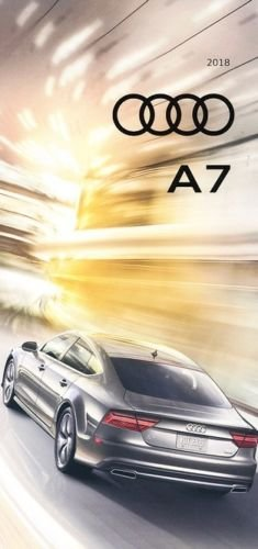 new audi a7 2018 brochure