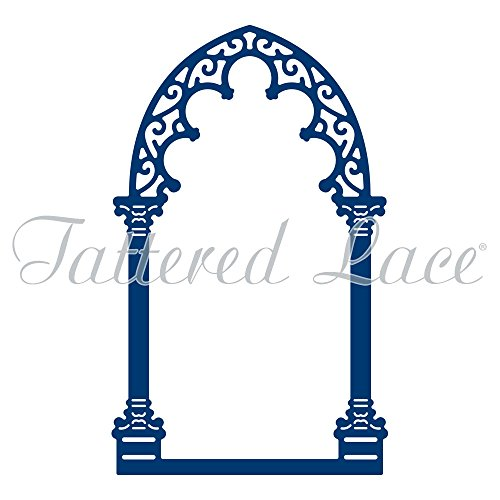 Tattered Lace Essentials Cutting Die - Archway ETL349 by Tattered Lace