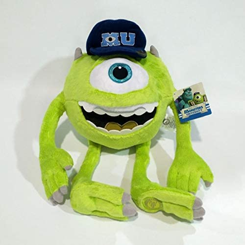 lili-nice Peluches University Monster Mike Wazowski S Monsters Inc ...