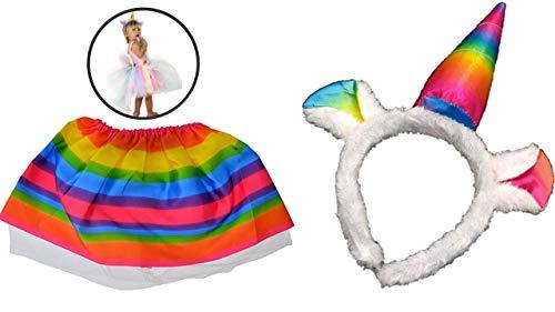 Unicorn Costume - Unicorn Headband - Bring Unicorn Magic to Life - Girls -