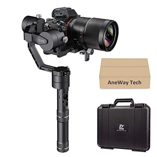 Zhiyun Crane V2 Handheld Gimbal Stabilizer for Mirrorless DSLR for Sony A7 Panasonic LUMIX Nikon Canon