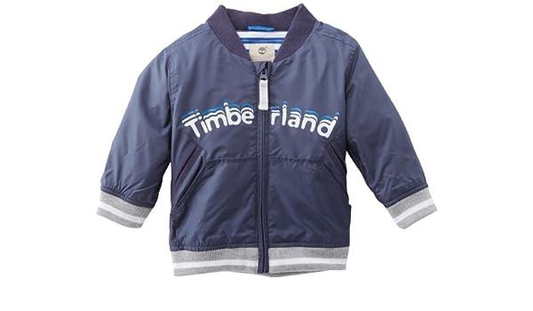 Timberland - Abrigo para niño, talla 3 meses (03 meses), color azul (amiral): Amazon.es: Ropa y accesorios