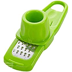 Sumen Multifunction Stainless Steel Pressing Garlic Slicer Cutter Shredder Kitchen Tool