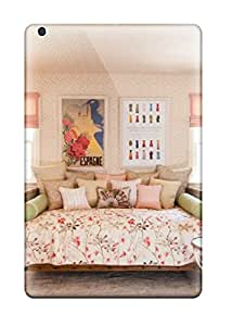 High Quality Pink Cottage Style Girls Bedroom With Daybed And White Dresser Case For Ipad Mini/mini 2 Perfect Case