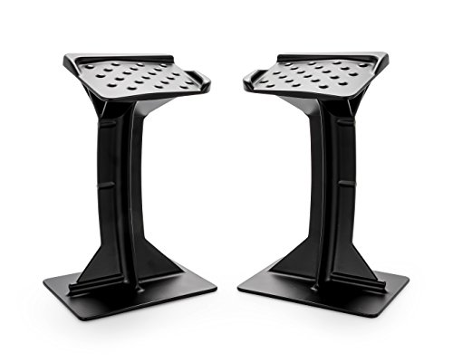 Atv Footrest - Camco 66017 Black Boar Pedestal
