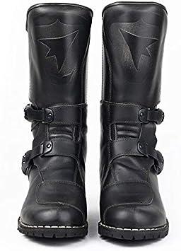Black, Size 42 Stylmartin Mens Matrix Touring Boots