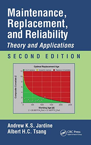 Maintenance, Replacement, and Reliability: Theory and Applications, Second Edition
