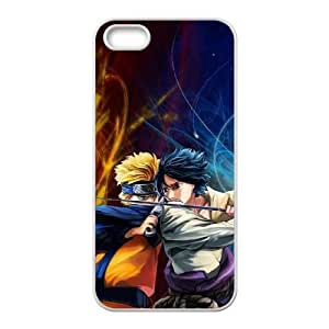 Naruto 019 iPhone 5 5s Cell Phone Case White DIY Ornaments xxy002-9179724