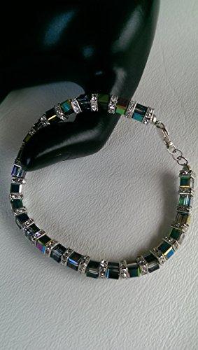 Swarovski Square Bracelet