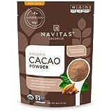 Navitas Organics Cacao Powder, 24 Ounce Bag