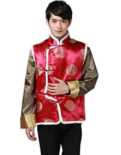 shanghai-story-mens-brocade-chinese-tang-suit-winter-vests-qipao-vest-xl-purple