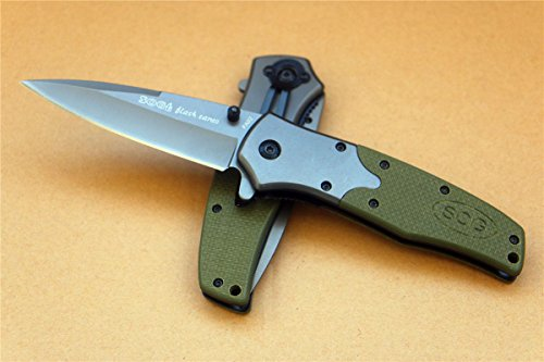Opening Folding Pocket Knife Camping Gift Good Ideal Hunting , Knife, Surrival Knife. For Outdoor Sports, Travel, Hiking And