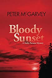 Bloody Sunset (Molly Parsons Mysteries Book 2)