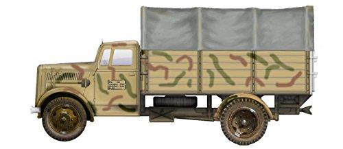 Hobby Master: Opel Blitz Cargo Truck 1/72 Die Cast Model,